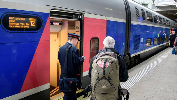 Bald Mehr Platz Im Tgv Auf Der Strecke Basel Paris Wird