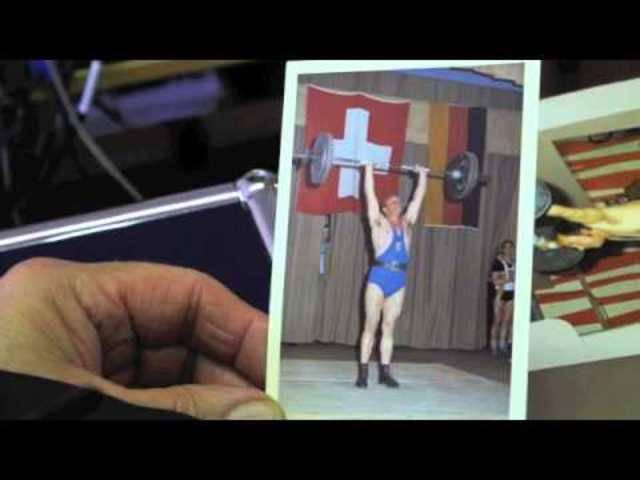 Der Grenchner Gewichtheber Kurt Schenk schaut zurück auf seine Karriere