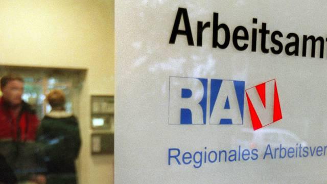 Mit einer Arbeitslosenquote von 3,5 Prozent liegt Zürich im Schweizer Durchschnitt.
