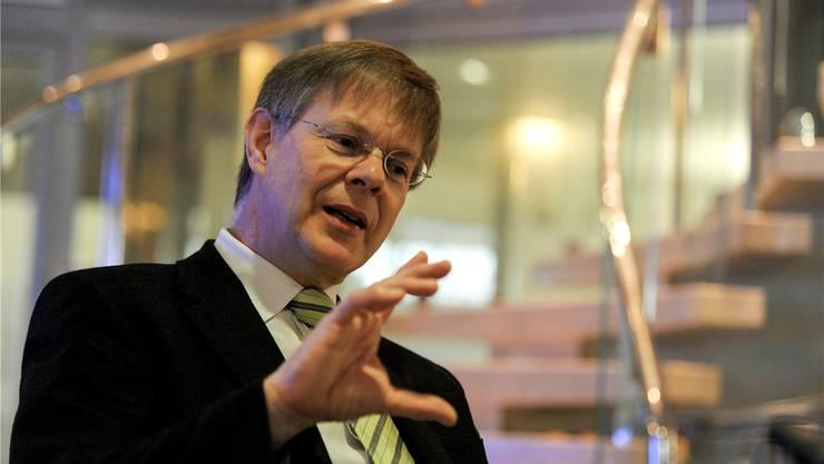 Das Verfahren gegen Gerhard Schafroth wurde eingestellt.
