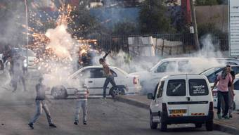 Zusammenstösse nach dem Begräbnis des 16-Jährigen in Nordisrael