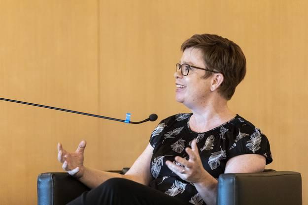 Ruth Müri, Grünen-Grossrätin und Bildungs-Stadträtin, möchte sie abschaffen.