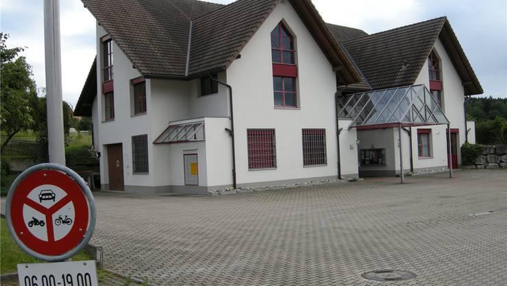 Das Mehrzweckgebäude soll noch besser genutzt werden.Archiv