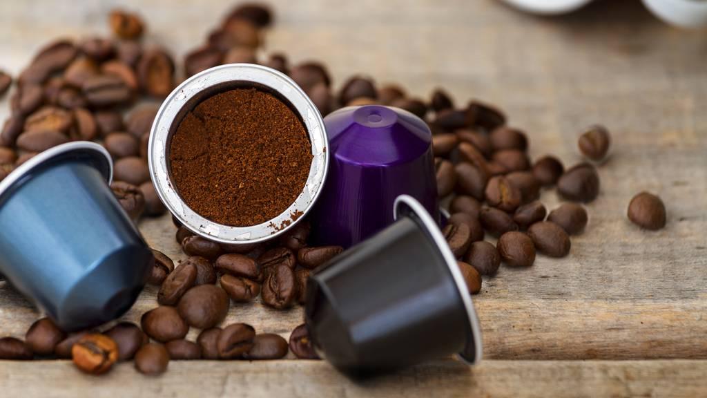 Kaffeekapseln
