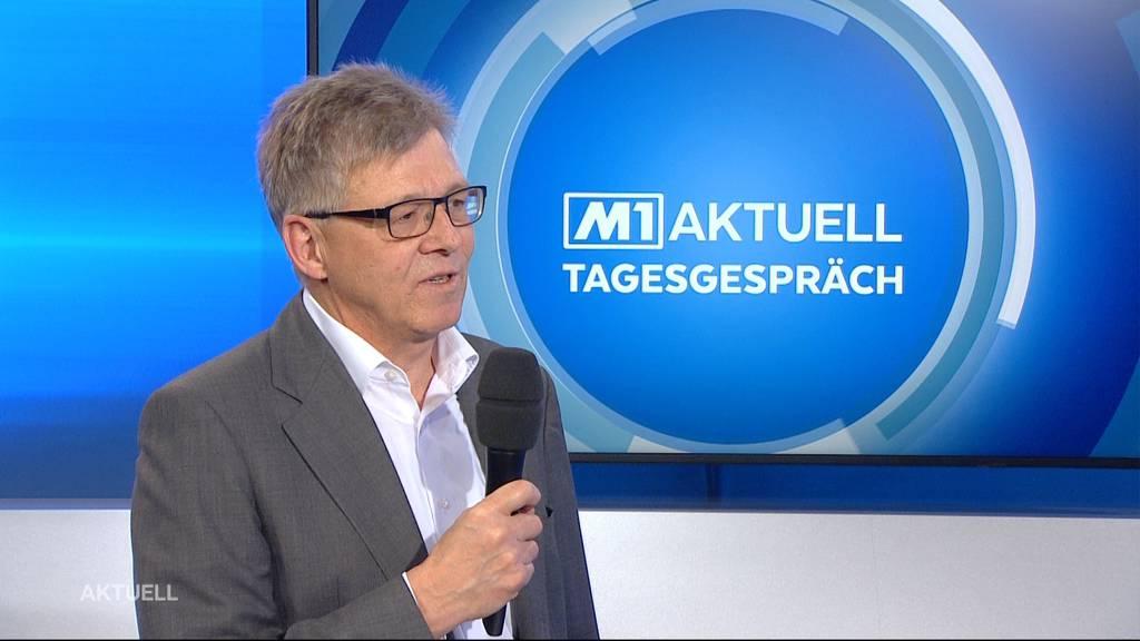 Philipp Umbricht über seine Zeit als oberster Bevölkerungsschützer im Aargau