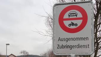 Ohne Bussen geht es nicht: Nur so werden Fahrverbote ernstgenommen.