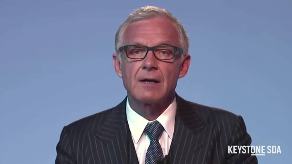 Credit Suisse-Spitze entschuldigt sich an GV wegen den hohen Verlusten