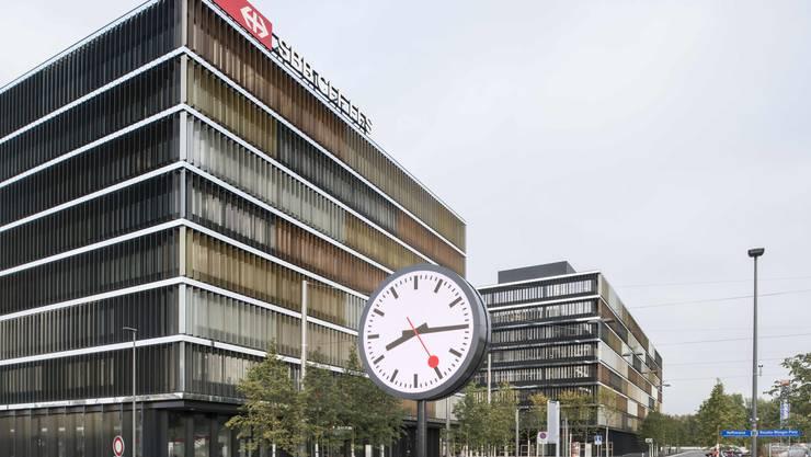 SBB-Hauptsitz in Bern-Wankdorf: Wer wird neuer Chef der Bundesbahnen?