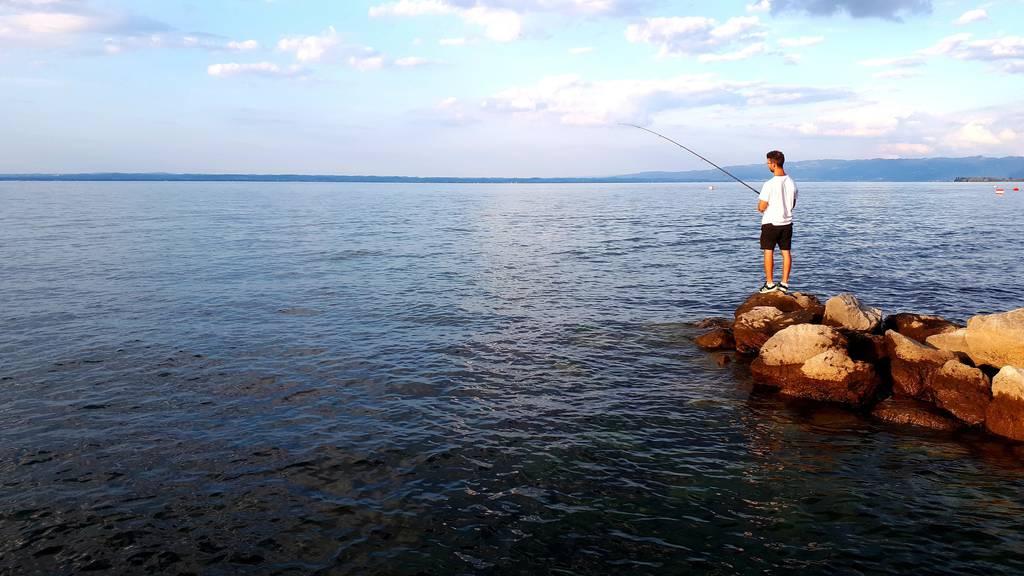 Darum ist Fischen ein geiles Hobby