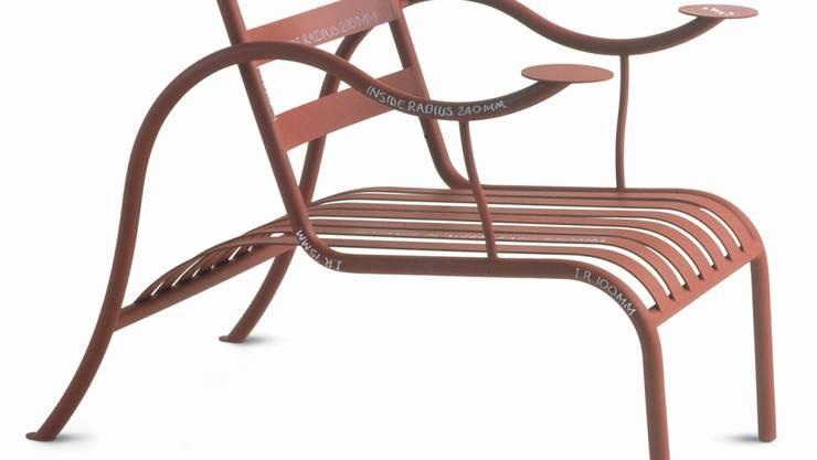 Den QuotThinking Mans Chairquot 1986 Entwarf Der Britische Designer Jasper Morrison