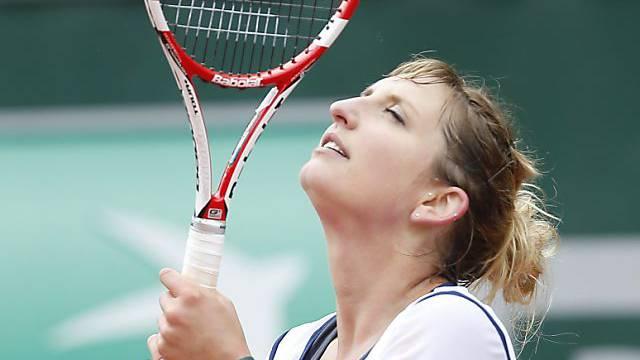 Bacsinszky erreicht Hauptfeld in Wimbledon