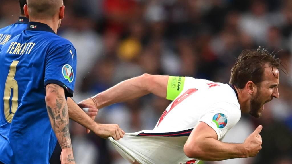 Englands Titel-Traum platzt im Penaltyschiessen gegen Italien