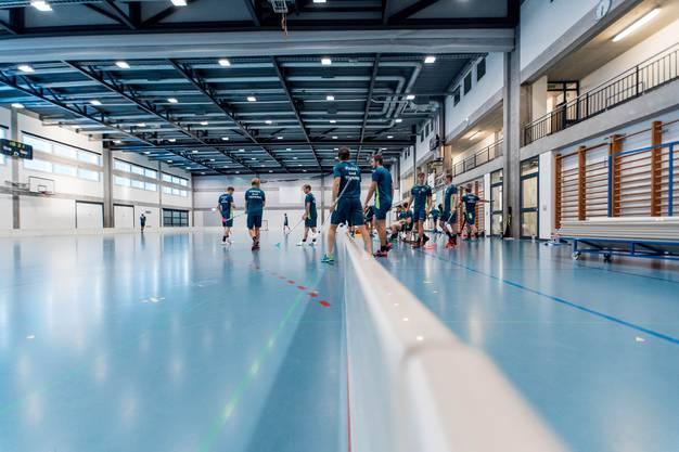 Der SV Wiler-Ersigen bereitet sich auf die Saison 2020/2021 vor.