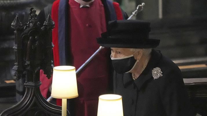 Die Queen nimmt ein letztes Mal Abschied