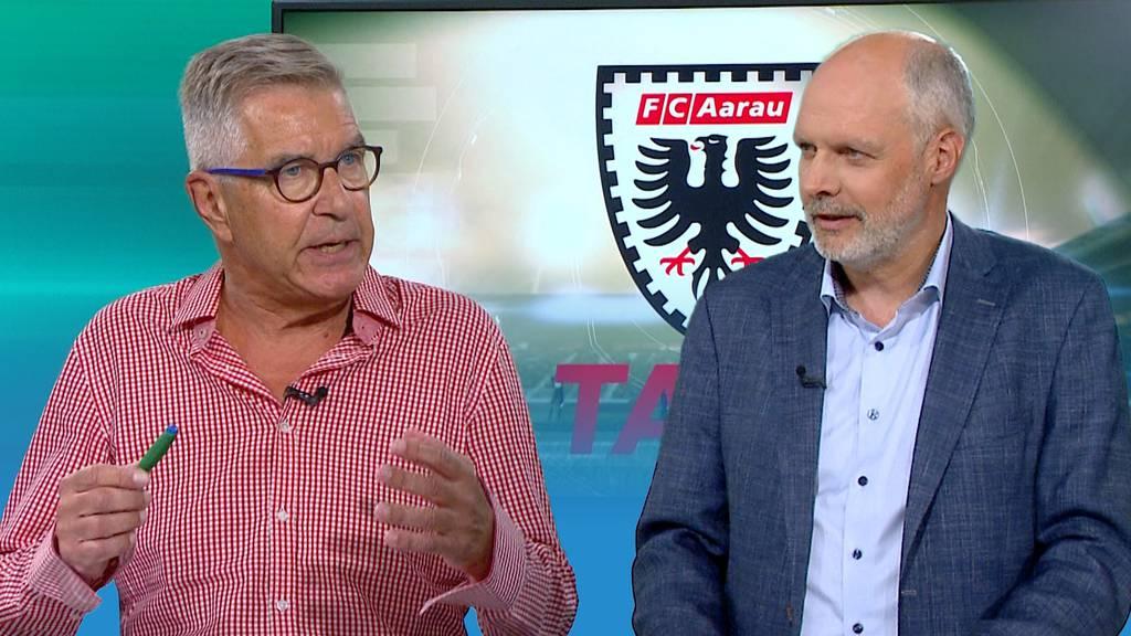 Ist der FC Aarau übermütig?