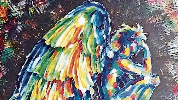 Der «Angelo» wurde aus der Galerie entwendet.