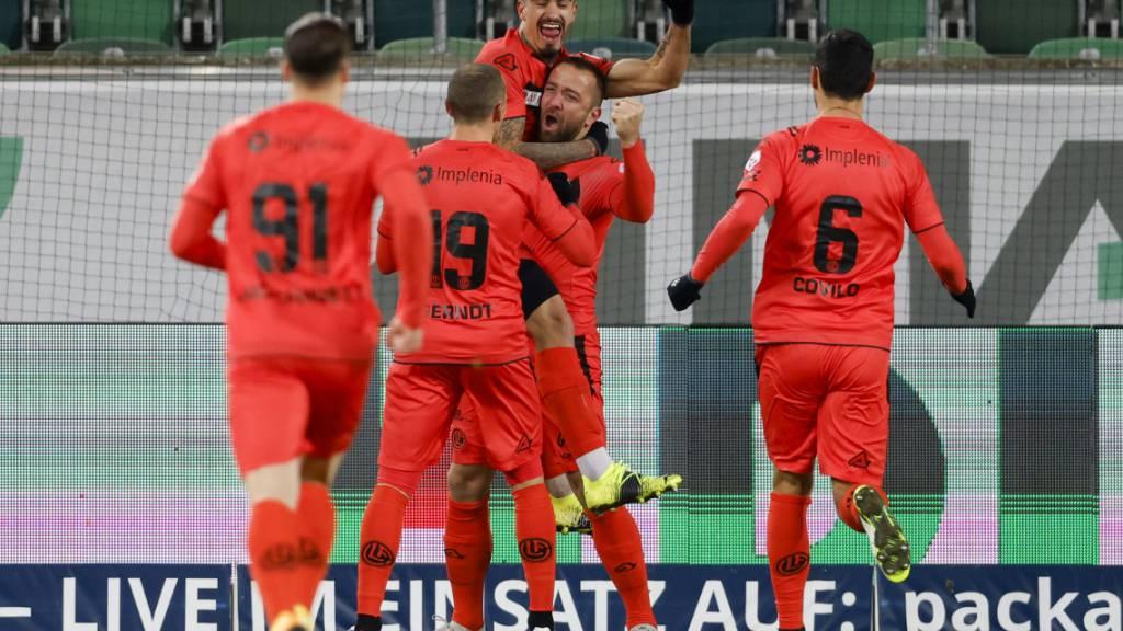 Später Platzverweis, später Penalty gegen St. Gallen