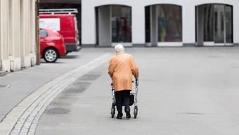 Die Ausgangsbeschränkung für Senioren in Uri ist wieder aufgehoben. (Symbolbild)