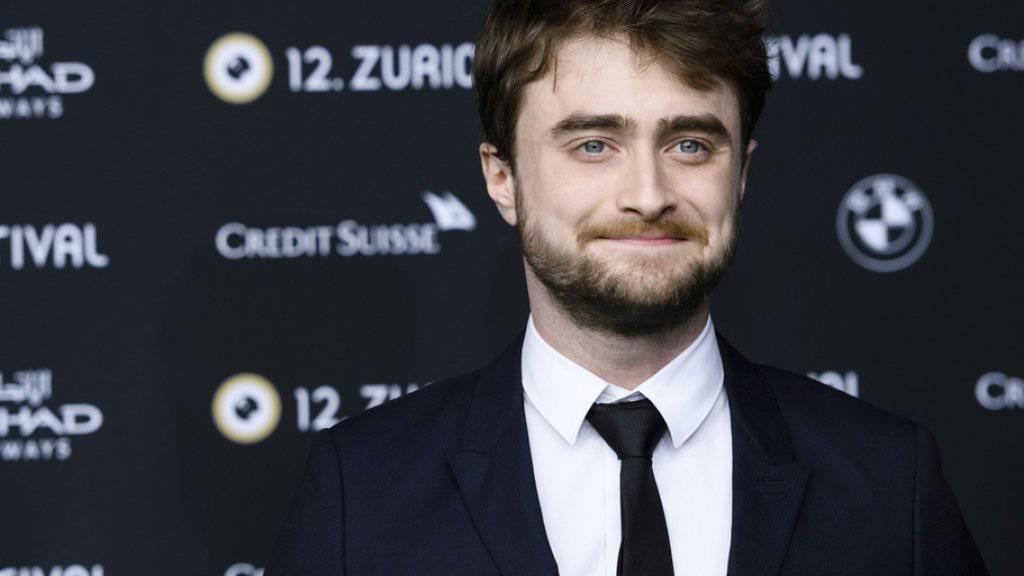 Star Daniel Radcliffe geht zurück an den Broadway