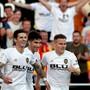 Valencia darf die neuerliche Teilnahme an der Champions League feiern