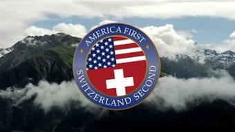 De Schweiz empfiehlt sich dem US-Präsidenten, das Video landete auf Platz 1 der Schweizer Youtube-Charts.