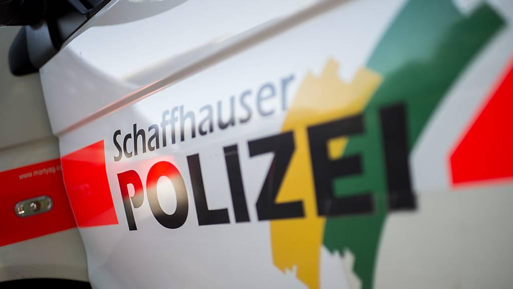 Die Schaffhauser Polizei nahm nach eine Schlägerei sechs Männer fest.
