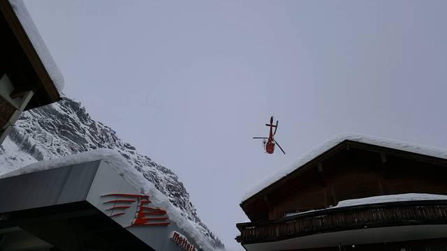 Nichts geht mehr in Zermatt