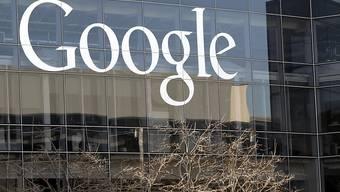 Google's Zentrum der Macht in Kalifornien. EU-Parlamentspräsident Martin Schulz hat sich für eine stärkere internationale Kontrolle von Internet-Konzernen wie Google und Facebook ausgesprochen