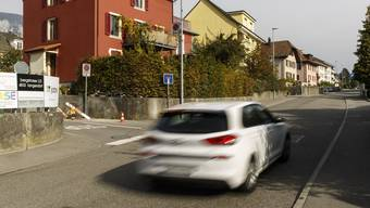 An der Kreuzung Rötistrasse/Rüttenenstrasse kommt es immer wieder zu gefährlichen Situationen.
