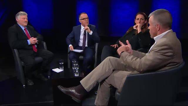 Bundesratswahl – Sepp Blatter – SRG