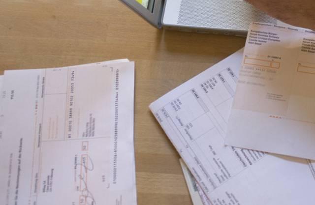Die Gemeinde Kallern hat drei falsche Rechnungen erhalten. (Symbolbild)