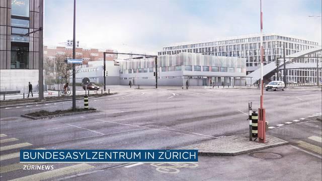 Neues Asylzentrum auf dem Duttweiler-Areal