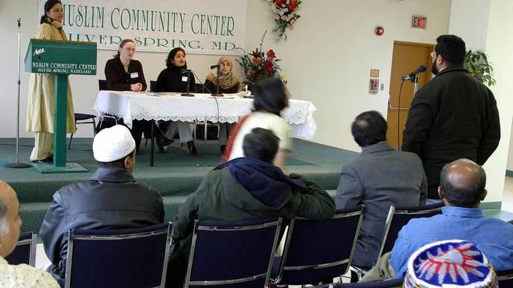 Islamische Immigranten in den USA. (Archiv)