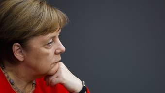 An diesem Freitag beraten Merkel und ihre EU-Kollegen bei einem Videogipfel erstmals über den Milliardenplan.