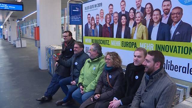 Verfrühter Wahlkampfstart von BDP und GLP