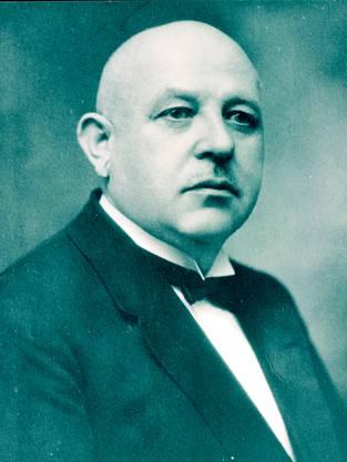 Adolf Michel (Sammlung Louis Piller)
