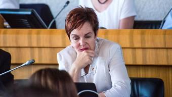 Für Monica Gschwind entscheidend ist, dass die Uni darauf zählen kann, auch weiterhin zwei Träger zu haben.