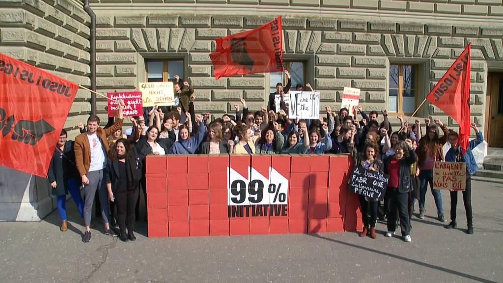 Ständerat lehnt 99-Prozent-Initiative ab