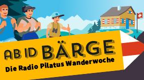 Radio Pilatus nimmt dich eine Woche mit in die Berge