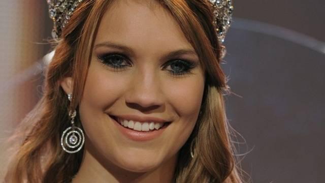 Offiziell die schönste Schweizerin: Kerstin Cook (Archiv)