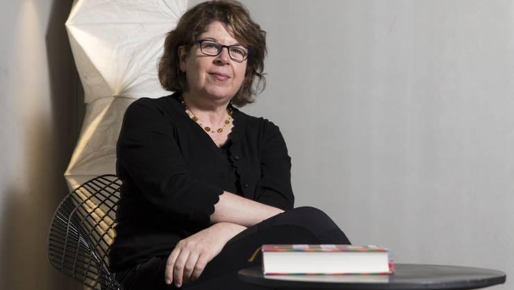 «Bücher von Frauen zu lesen, ist keine reine Frauensache»: US-Autorin Meg Wolitzer (59) in Zürich.