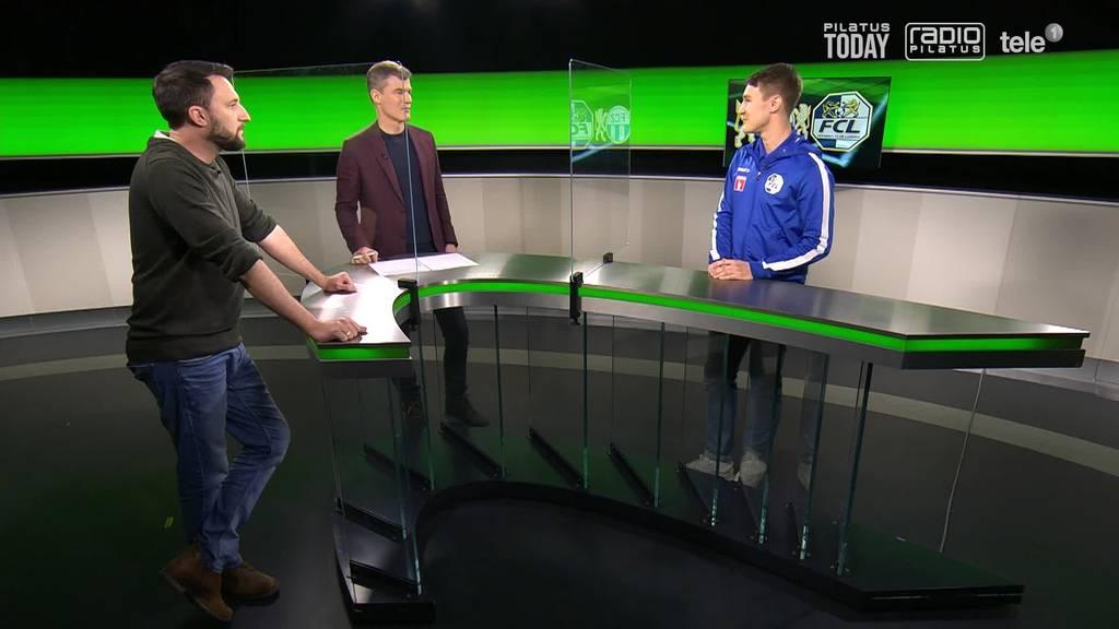 Marco Burch unterschreibt bis 2024 beim FCL