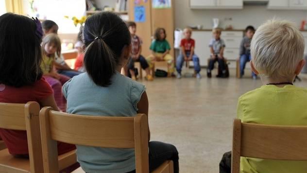 Baden ist die einzige Schule, die ein Merkblatt mit Kindergarten-Kriterien verschickt hat. (Symbolbild)