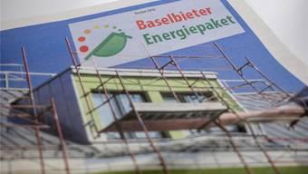 Die Mittel für das Baselbieter Energiepaket reichen noch knapp bis 2018.