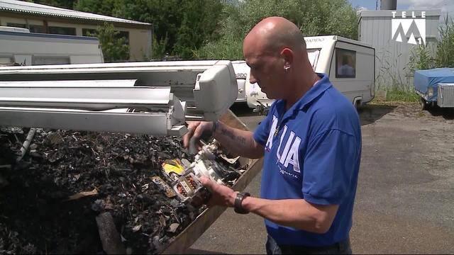Besitzer äussert sich zum Camperbrand in Kölliken