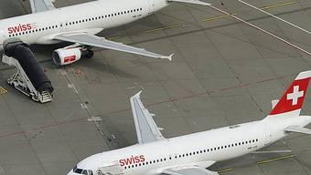 Grosse Nachfrage nach Swiss-Flügen nach San Francisco