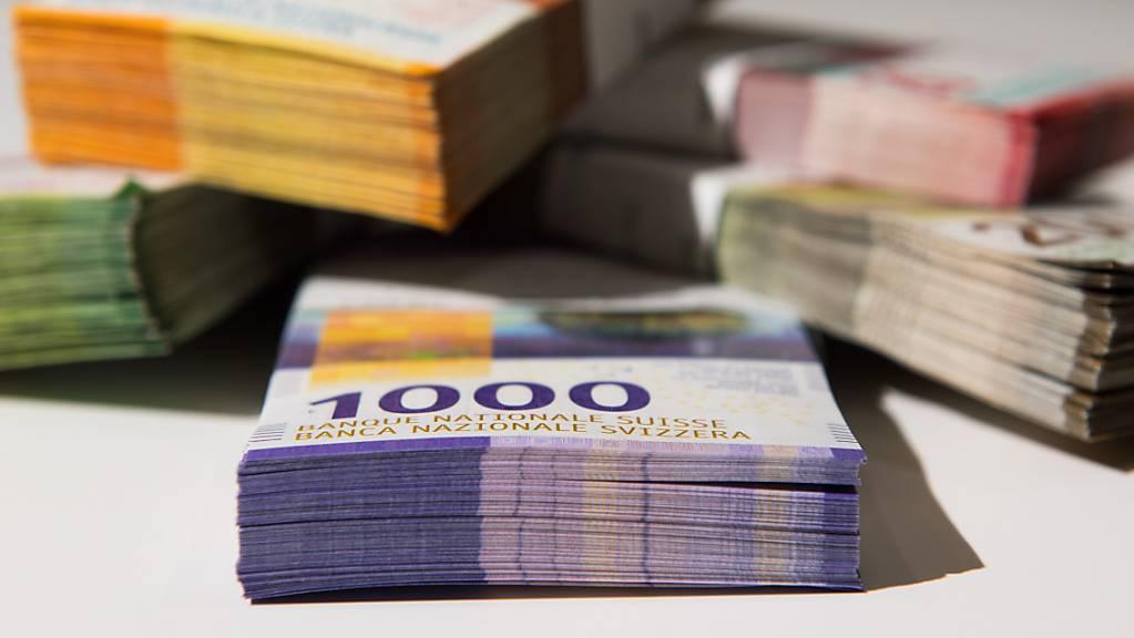 Die Schaffhauser Staatsrechnung 2020 ist so gut ausgefallen, dass der Kanton drei finanzpolitische Reserven bilden kann. (Symbolbild)