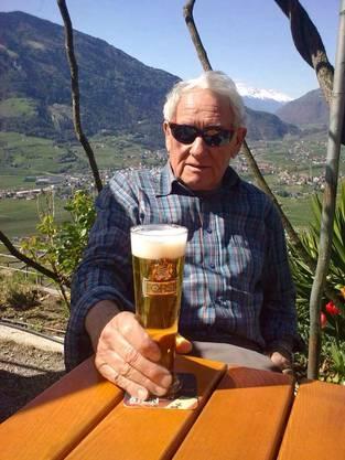 Erholung mit einem Forst im schönen Südtirol.