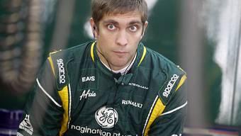 DTM statt Formel 1: Witali Petrow