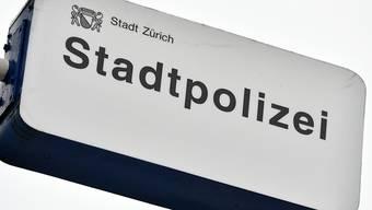 Zeugenaufruf der Stadtpolizei Zürich. (Symbolbild)